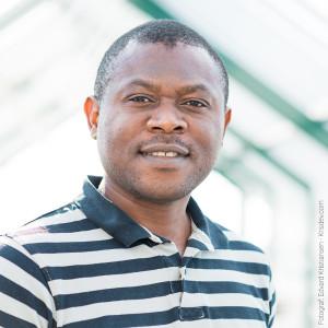 GenØk scientist Arinze Okoli